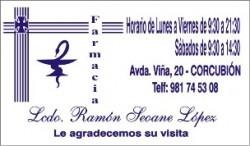 Farmacia Corcubión
